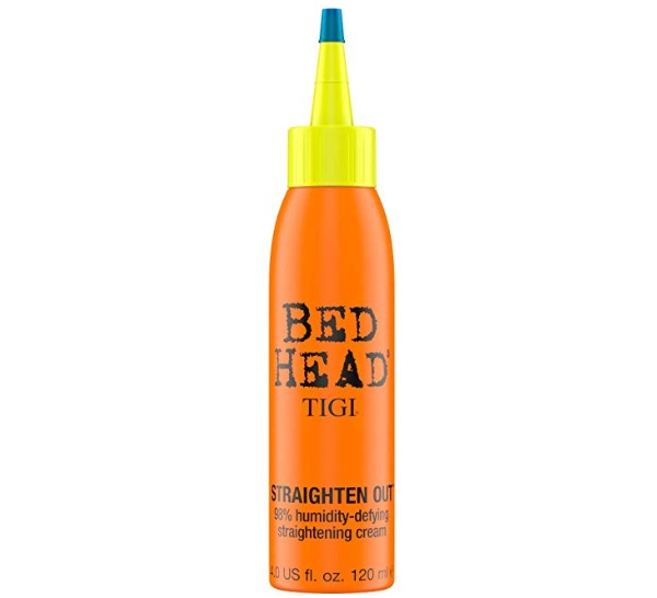 Bed Head Super Fuel Straighten Out Straightening Cream