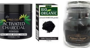 Best Activated Charcoal Powders in India