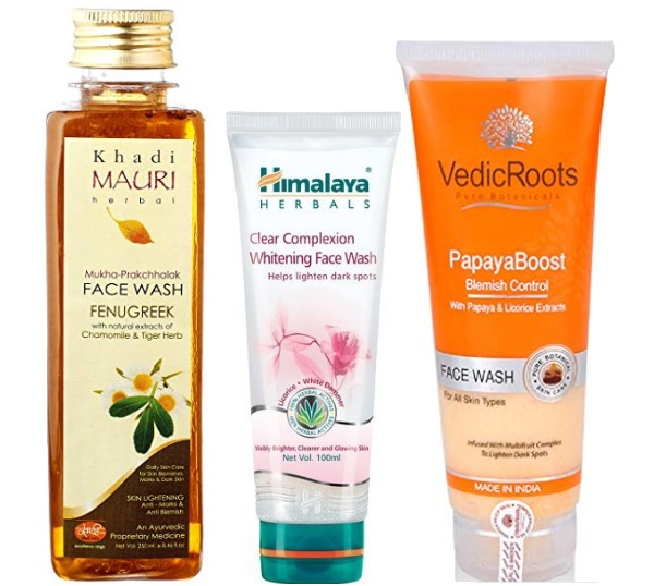 Best Anti Pigmentation Face Wash in India