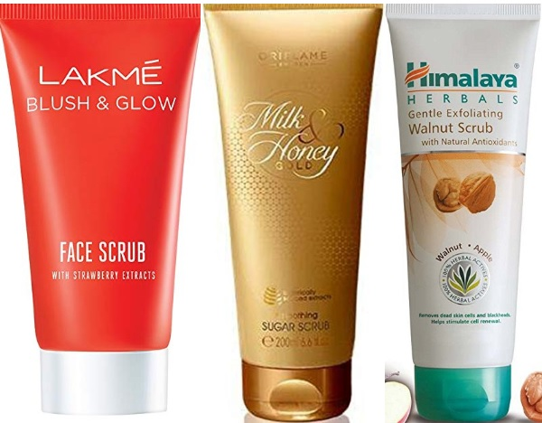 10 Best Face Scrubs For Dry Skin In India 2020 For Glow And