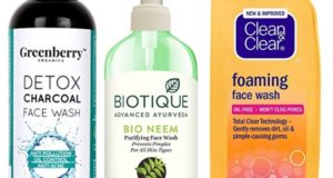 Best Face Washes in India