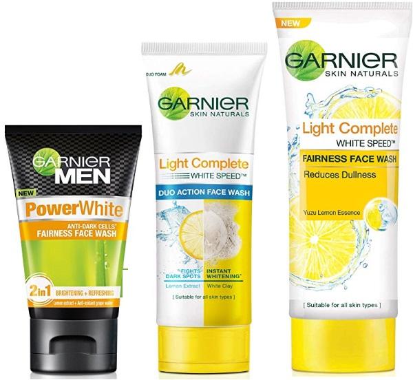 Best Garnier Face Wash in India