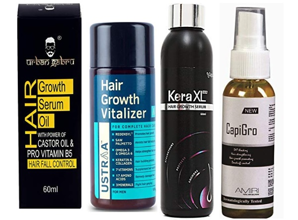 Best Hair Serum for Growth in India