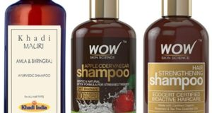 Best Paraben Free Shampoo in India