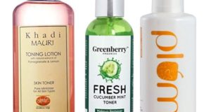 Best Toners for Large Pores and Oily Skin in India