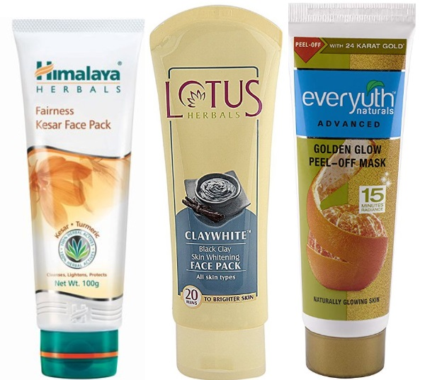 Best face packs for glow that are readymade in India