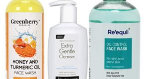 Best face wash for sensitive skin in India