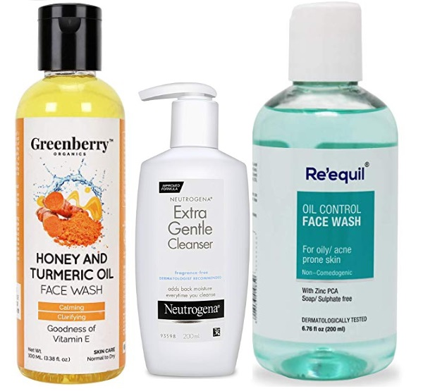 Top 10 Best Face Wash For Sensitive Skin In India 2020 Guide For Itchy Rough Skin