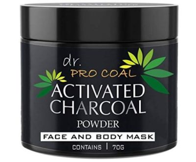 Casa Allegra Dr Procoal Activated Charcoal Powder