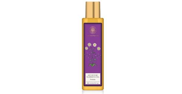 Forest Essentials Ayurvedic Body Massage Trishala Slimming Oil