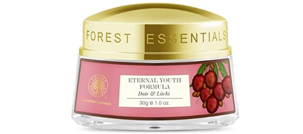 Forest Essentials Date and Litchi Eternal Youth Formula Cream
