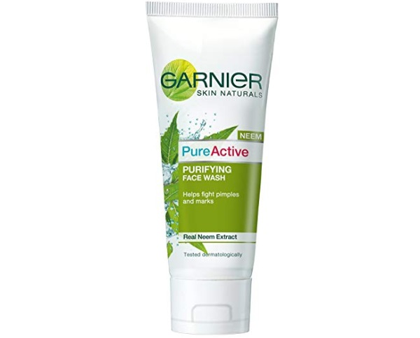 Garnier Skin Naturals Pure Active Neem Face Wash