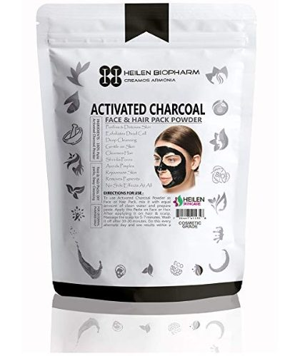 Heilen Biopharm Activated Charcoal Powder