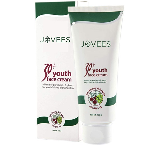 Jovees 30 + Youth Face Cream SPF-16