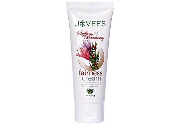 Jovees Saffron Bearberry Fairness Cream