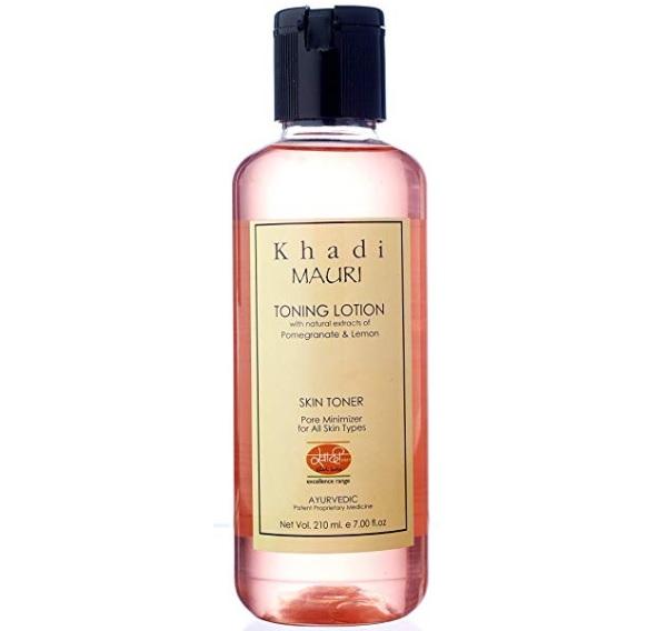 Khadi Mauri Cleansing and Toning Lotion