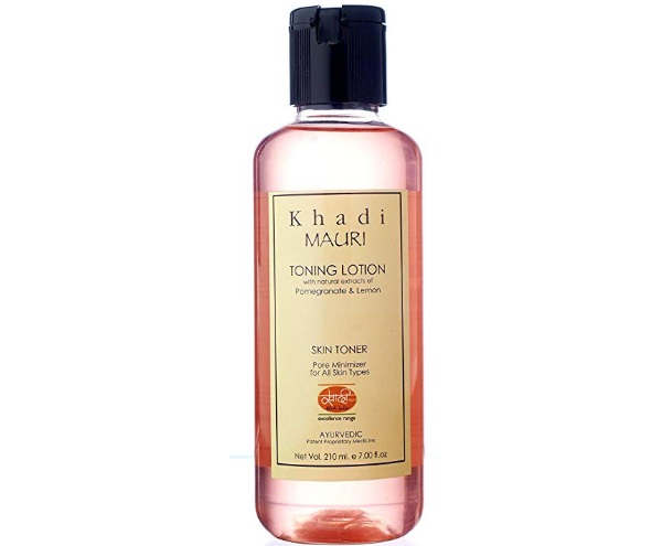 Khadi Mauri Cleansing and Toning Lotion
