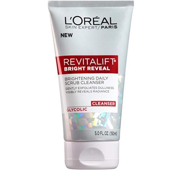 L'Oréal Paris Revitalift Bright Reveal Cleanser