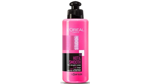L'oreal Paris Studio Line Hot and Straight Cream