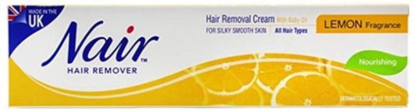 Nair Lemon Hair Removal Cream