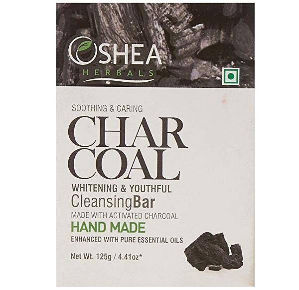 Oshea Herbals Charcoal Cleansing Bar