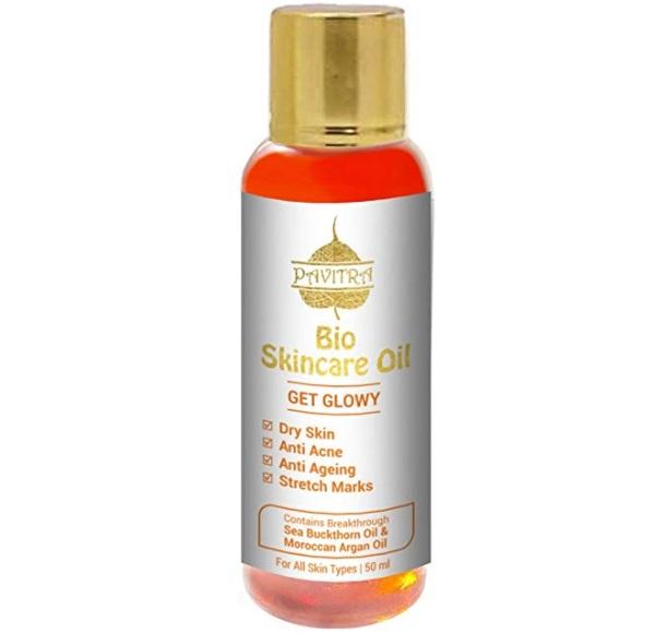 Pavitra+ Bio Skincare Oil For Pregnancy Stretch Marks
