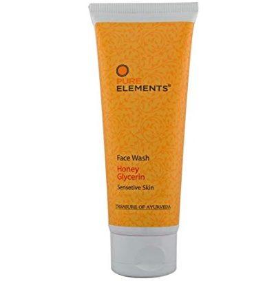 Pure Elements Honey Glycerine Face Wash For Sensitive Skin