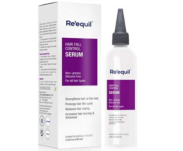 RE' EQUIL Hair Fall Control Serum