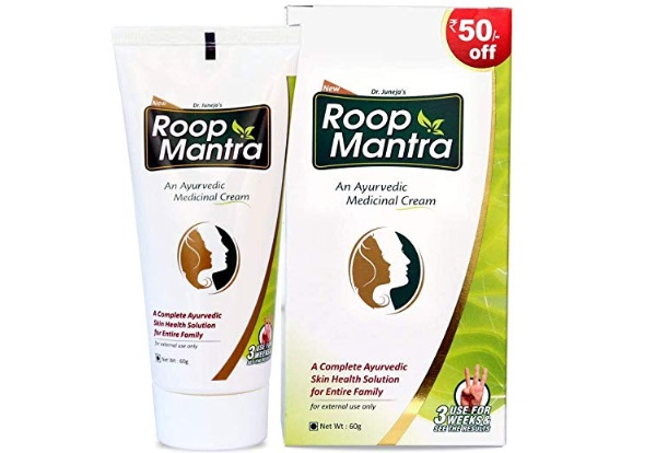 Roop Mantra Ayurvedic Cream For Men And Women