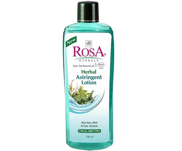 Rosa Herbals Astringent Lotion