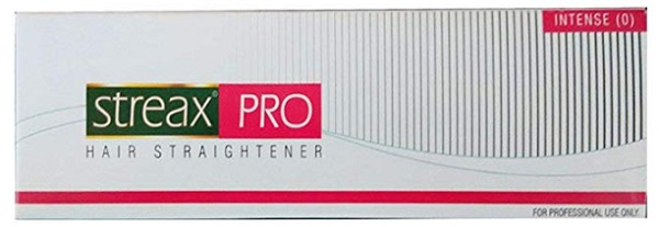 Streax Pro Hair Straightener Cream