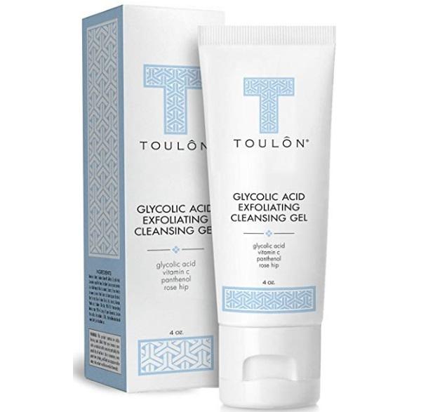 Toulon Glycolic Acid Facial Cleanser