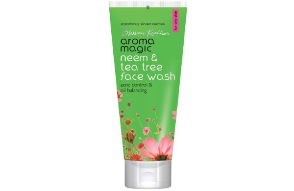 Aroma Magic Neem and Tea Tree Face Wash