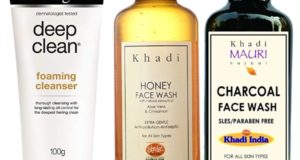 Best Face Wash for oily face to use in summers in India