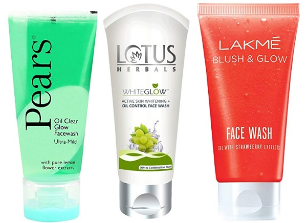 Best Face Wash to Get the Glow in India