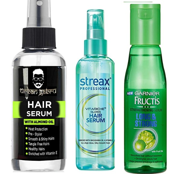 Best Hair Serums for Oily Hair in India
