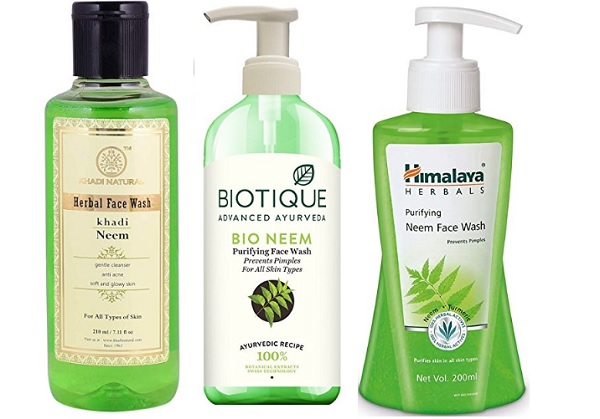 Best Neem Face Wash in India