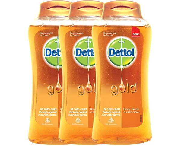 Dettol Classic Clean Body Wash
