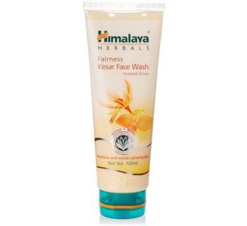 Himalaya Herbals Fairness Kesar Face Wash Instant Glow