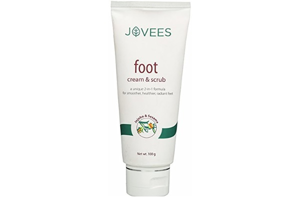 Jovees 2 in 1 Foot Care