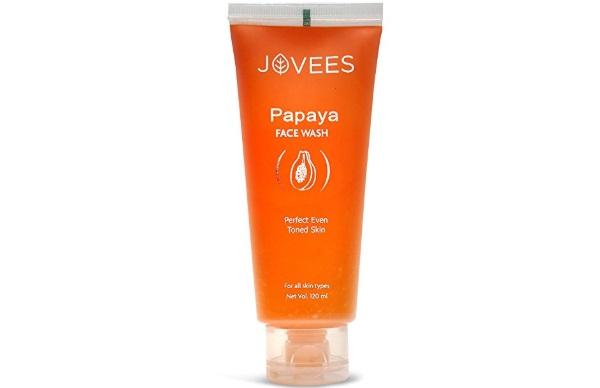 Jovees Face Wash, Papaya