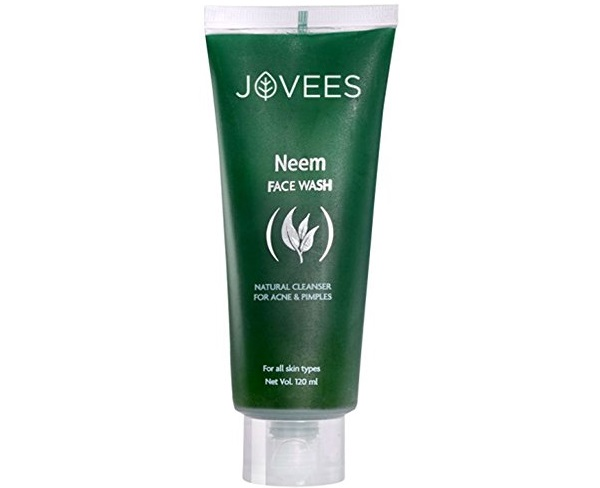 Jovees Neem Face Wash for Acne and Pimples