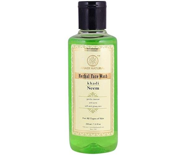 Khadi Natural Neem Face Wash