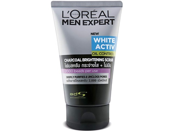 L'Oreal Paris Men Expert Charcoal White Active Oil Control
