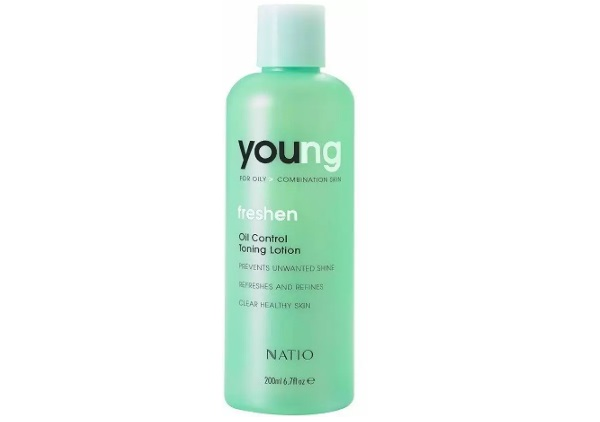 Natio Young Freshen Oil Control Toning Lotion