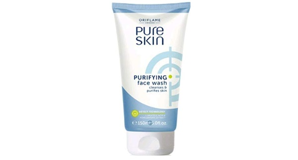 Oriflame Pure Skin Face Wash