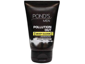 Pond's Men Pollution Out Face Wash