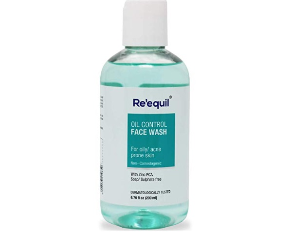 RE' EQUIL Oil Control Sulphate-free Anti Acne Face Wash