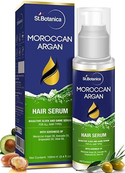 StBotanica Moroccan Argan Hair Serum