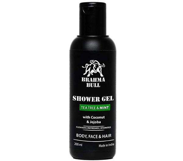 Tea Tree & Mint Shower Gel
